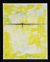 No.914 Original Abstract Modern Minimal Urban Textured Painting By K.A.Davis