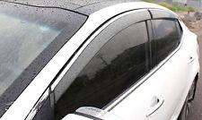 Window Visor Vent Shades Sun Rain Guard 4pcs For Kia Optima K5 2016 2017