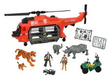 Animal Planet - Project c.a.t-Helicopter Rescue -Toys R Us Exclusive