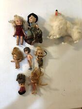 Doll Lot Vintage Dolls Hasbro Remco 60s vintage estate doll lot