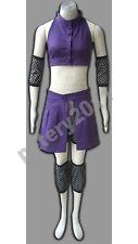 Naruto Shippuden Yamanaka Ino Ninja Suit  2nd Children Cosplay Costume