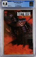BATMAN WHO LAUGHS #1 CGC 9.8 VARIANT OTTO TRADE DC COMICS 1ST APP GRIM KNIGHT