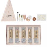 Harry Potter Ulta Beauty Mini Mysteries Beauty Vault 6 Piece Set + Lip Balm Kit