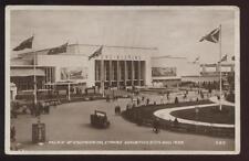 Postcard Empire Exhibition Scotland Eng. Palace 1938