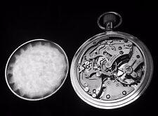 antuque Heuer leonodas stop watch valjoux 57 rare