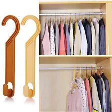 Cabinet Travel Folding Hanger Clothes Rack Hook Clothes Hanger Drying Rack