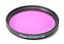 Kood Underwater Filter 52mm Green Water