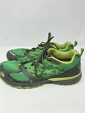 North Face Mens Shoes Dome Cradle Snake Plate Size 12 Green EUC