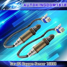 2Pcs 15698 Oxygen Sensor For GMC Sierra Chevrolet Silverado 1500 2500 2008-2015
