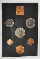 1971 Coinage of Great Britain and Northern Ireland Set 6 Coin