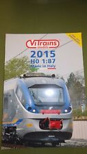 Vitrains 9015 Katalog, Catalog, Catalogue, Katalog 2015
