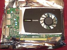 Dell NVIDIA Quadro 2000 PCIe x16 1GB GDDR5 Card With DVI & DisplayPort - 2PNXF