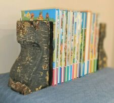Antique Vintage Bookends - Upcycled Reclaimed Salvaged Corbels - Pittsburgh, PA