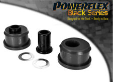 PFF5-303BLK Powerflex Front Lower Wishbone Rear Bushes Eccentric BLACK 2 in Box