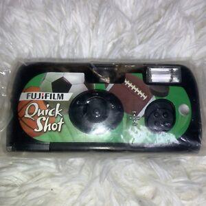 Fujifilm QuickSnap Flash Disposable Camera 27 exp EXP: 11/2009