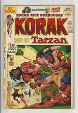KORAK, Son of Tarzan #46, 1972, NM CONDITION COPY