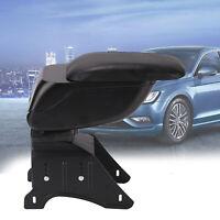 Armrest Black Car Universal Quality Arm rest Sliding Center Console for Van Bus