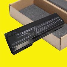 9 Cell Battery For HP EliteBook 8560p 8460p 8460w 628368-351 HSTNN-OB2G 6600mAh