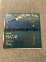 Wonderland By Night Bert Kaempfert and his Orchestra Vinyl Album