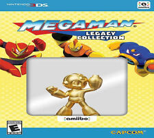 Mega Man Legacy Collection - Collectors Edition 3DS New Nintendo 3DS, Nintendo 3