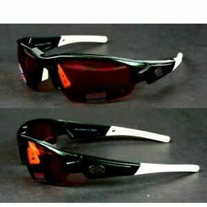 LOT OF TWO (2) NEW YORK JETS MAXX DYNASTY, HIGH DENSITY, DRIVING LENS SUNGLASSES