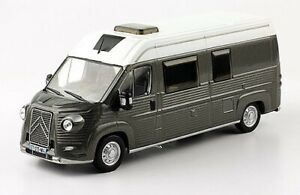 CAMPING CAR CITROËN JUMPER neo TYPE H DE 2018  1/43ème  -