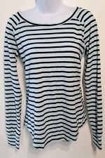 Women's Victoria's Secret Pink stripped sleepwear top size M
