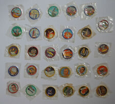 1960's Various Potato Chips Space Orbit Lot of 29 Diff. Coins in Original Cellop