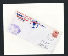 Australia Stamps Polar Flight Cover 1955