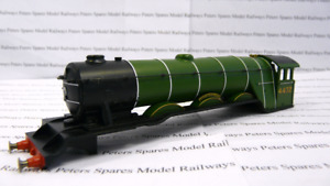 Hornby H120 USED A1 Flying Scotsman Body 4472  LNER Green Tender Drive