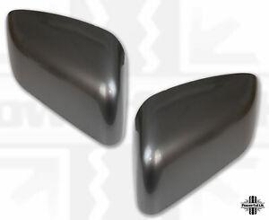 Genuine Door Mirror Covers in Stornoway Grey for Range Rover L322 2010+ [LRC907]