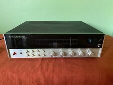 Vintage Harman/Kardon 730 Twin Powered AM/FM Stereo Solid State Receiver