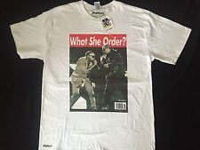 KANYE WEST AND JAY-Z T-SHIRT SMALL
