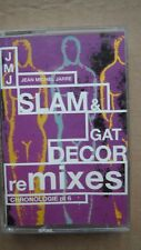 JEAN MICHEL JARRE-CHRONOLOGIE PART 6 SLAM & GAT DECOR REMIXES  (CASSETTE)