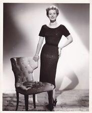 VIRGINIA MAYO Original Vintage 1950s BERT SIX Warner Bros. Studio Portrait Photo