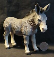 Donkey Burro Ass Animal 1:12 Dollhouse Miniature Farm Ranch Country Rodeo #A1039