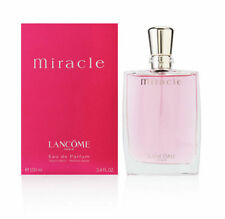 Miracle By Lancome 3.4 Oz EDP Spray New In Box Perfume For Women *Not Sealed*