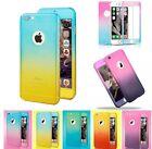 Funda carcasa 360 protección+protector para iphone 5/5S/SE/6/6S/6plus/6Splus