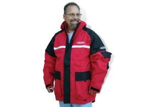 Strike Master Auger Ice Fishing Parka Jacket Size M - Uninsulated For Layering