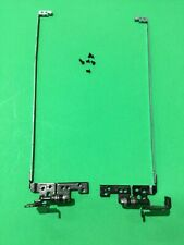 L&R HINGES W/BRACKETS & SCRWES FOR HP G62 LAPTOP-TESTED