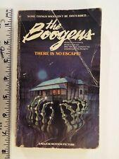 The Boogens-Robert Weverka & Charles E.,Jr. Sellier (1981,Paperback) RARE-HORROR