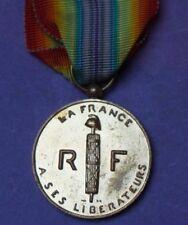 France Commemorative Medal of the War II  1944