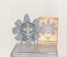 Kidrobot Dunny Azteca II Beast Brothers 2012 Calendario 2 (no box or wrapper)