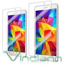2X Pellicola protettiva trasparente per Samsung Galaxy Tab 4 7.0 triplo strato