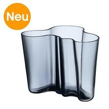 Iittala Alvar Aalto Vase Savoy - 160mm - regenblau - NEU+OVP