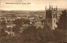 Winscombe from the Church Knoll by Ransford, Photographer, Winscombe.