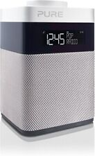 *SEE DESC* Radio Clock Alarm Pure Pop Midi Bluetooth Radio FM+Dab Digital p440bt