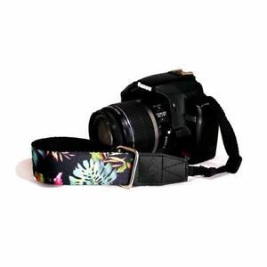 Hilo Hawaiian Wrist Camera Strap for DSLR/SLR camera, Hawaiian Print DSLR Camera