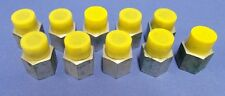 """STRAIGHT PIPE FITTING 1-5/16"""" FEMALE X 1-5/16 MALE, LOT OF 10, NNB"""