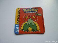 Magnet Staks Pokémon Advanced / 091 Bellossom / Panini 2003 [ Neuf ]
